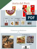 Historia Del Perú.
