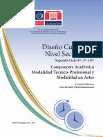 Componente Academico Técnico Profesional y Artes