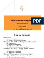 Theories Du Developpement Guy Bajoit