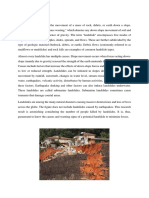 What is Landslide