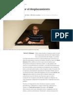 Reseña de Teoría del ascensor, de Sergio Chejfec