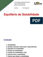 2018-Equilibrio de Solubilidade