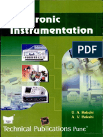 Electronic Instrumentation by U.a.bakshi- A.v.bakshi