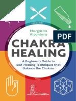 Chakra Healing by Margarita Alcantara