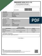 Test Report Print