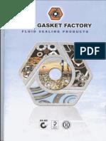 Gulf Gasket Factory Catalogue