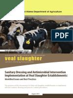 Veal Sampling 092015