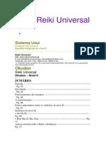 Reiki Universal Apostila Integrada Ao Nivel 2