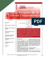 Paper _ Circulo Virtuoso de La Cultura Corporativa