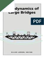 Bridge aerodynamics