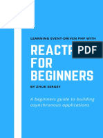 Reactphp for Beginners Sample