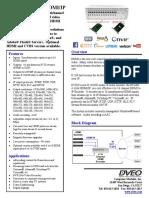 HCoder-4-16ch-HDMI-IP-Datasheet
