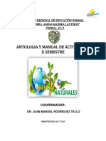 Manual Acercamiento Ciencias Naturales 2018
