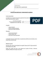 Fuentes Documentales y Bibliografía Sugerida