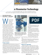 Advances in Flowmeter Technology