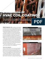 A Discussion of HVAC Coil Coatings