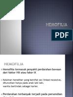 Hemofilia Tgs Ppt