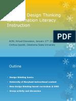 Isdg2015mw Designthinking Slides