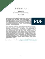 Piche Stochastic Processes