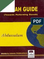 Dawah Guide