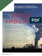 Medida de Riesgo Ambiental