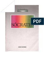 Aristofanes, Platao, Xenofonte-Os Pensadores - Socrates.pdf
