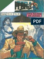 EL PANTERA 457 - UNA MUJER EN JUEGO
