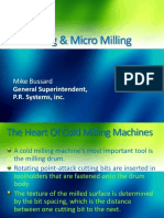 Micromilling Sistems