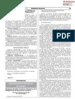 Designan Auxiliar Coactivo Tributario de la Subgerencia de Ejecutoría Coactiva