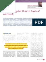 QUE ES... GPON Gigabit Passive Optical N
