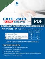 GATE-2019-EC