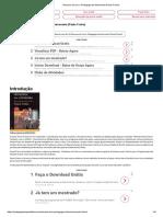 Resumo Do Livro_ Pedagogia Da Autonomia (Paulo Freire)
