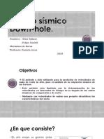 1534108437517_Ensayo sísmico Down-hole POWER.pptx