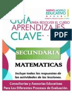APRENDIZAJES CLAVE MATEMATICAS SECUNDARIA .docx