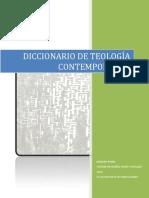 Diccionario de teología contemporanea. Bernard Ramm