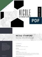 Nicole Stanford Portfolio 2018