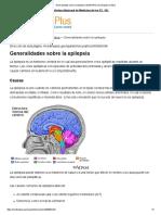 Epilepsia (MedlinePlus)