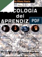 Psicologia del aprendizaje - Ribes.pdf