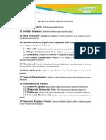 Metodologia Para La Formulacion Del Proyecto Productivo INCES 2018