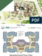 SE Michigan Veterans Home Concept Drawings