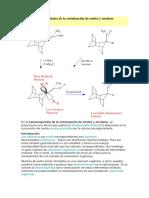Estereoquímica de La Cetonización de Enoles y Enolatos