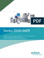 Series 2000_2600 Completo