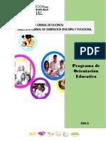 Programa de Orientación 2015a