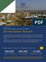 NPM Round 9 Report March 2018