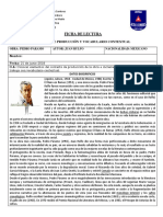 Contextual Pedro Páramo
