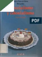 Colorado Arturo Imperialismo y Colonialismo