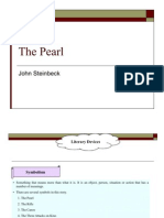 The Pearl Literary Devices