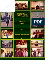 PICTORIAL TRAVELOGUE -JAPAN  - 1984
