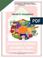 Proyecto Pedagogico San Gabriel
