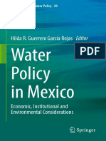 2019 Book WaterPolicyInMexico